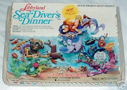 Sea Diver's Dinner