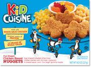 Fun Shaped Chicken Nuggets