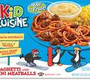 Twist & Twirl Spaghetti & Meatballs