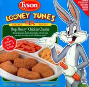 Bugs Bunny Chicken Chunks