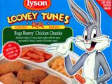 Bugs Bunny Chicken Chunks