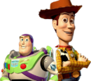 Woody and Buzz Lightyear Beef Taco Roll Ups