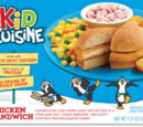 Karate Chop Chicken Sandwich