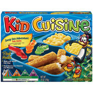 Deep Sea Adventure Fish Sticks