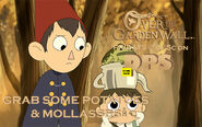 DPS Over the Garden Wall promo