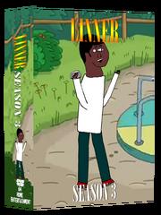 Linner Season 3 DVD Cover
