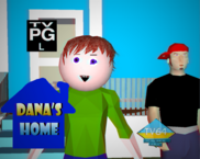 Dana's Home title card