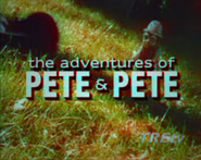TREtv bug Pete and Pete