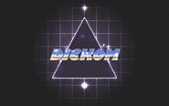 Dickom 80s logo