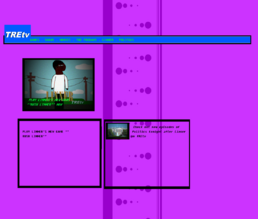 TREtv.com 1999-2001