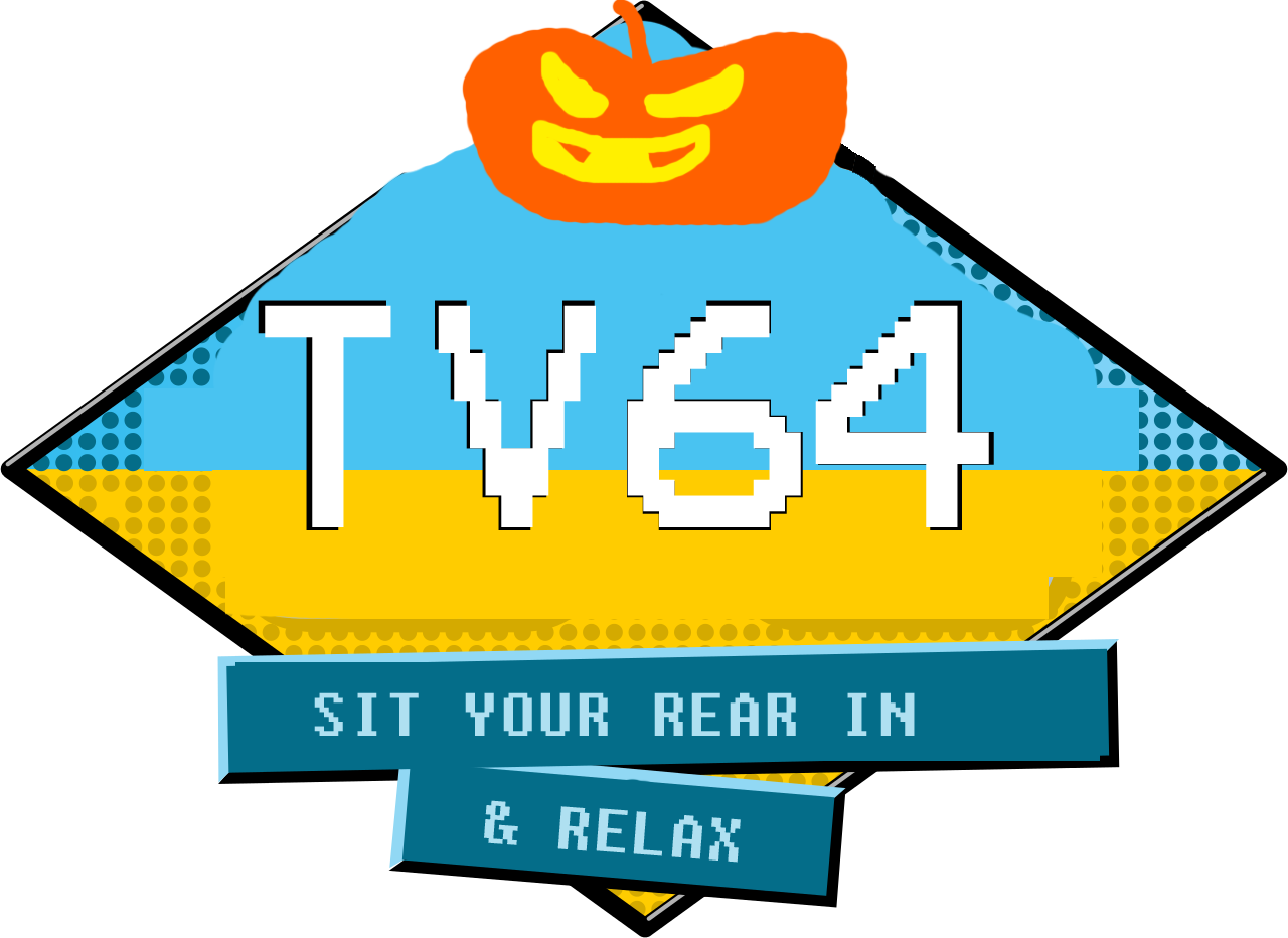 TV64 Halloween Logo 2001