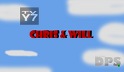 Screen bug shown during Chris & Will