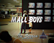 Mall boys title card
