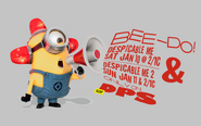 DPS Despicable Me promo