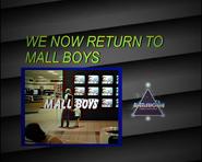 Mall boys commercial bumper