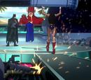 Batman (Justice League: Crisis on Two Earths)