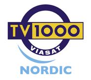 TV 1000 Nordic gammel