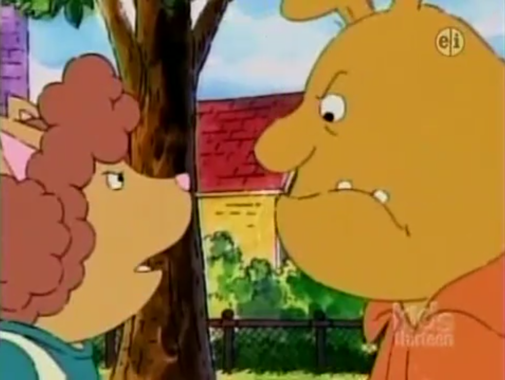 Bully for Binky | TVOKids Arthur Wiki | FANDOM powered by Wikia