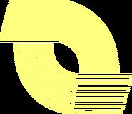 ТВ Центр 1 золотой (без надписи)