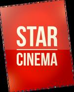 Star Cinema (1-ый логотип, глянцевый, градиент)