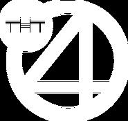 ТНТ4 (2017, белый, прозрачный)