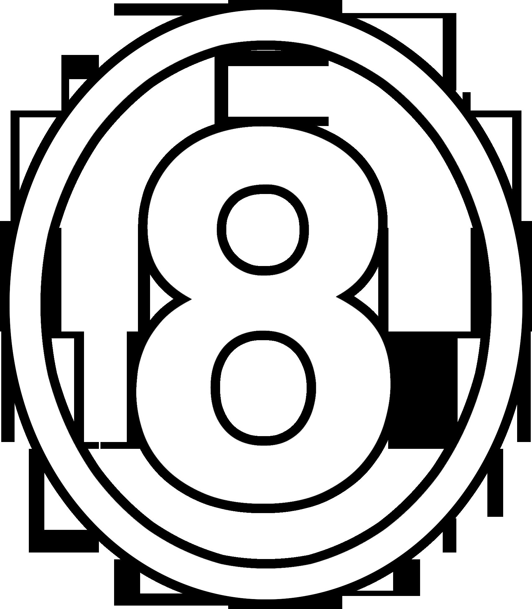 8 канал (г. Йошкар-Ола) (1998-2002, контур)