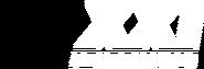 TV XXI 1 (чёрные буквы TV, белые буквы XXI)