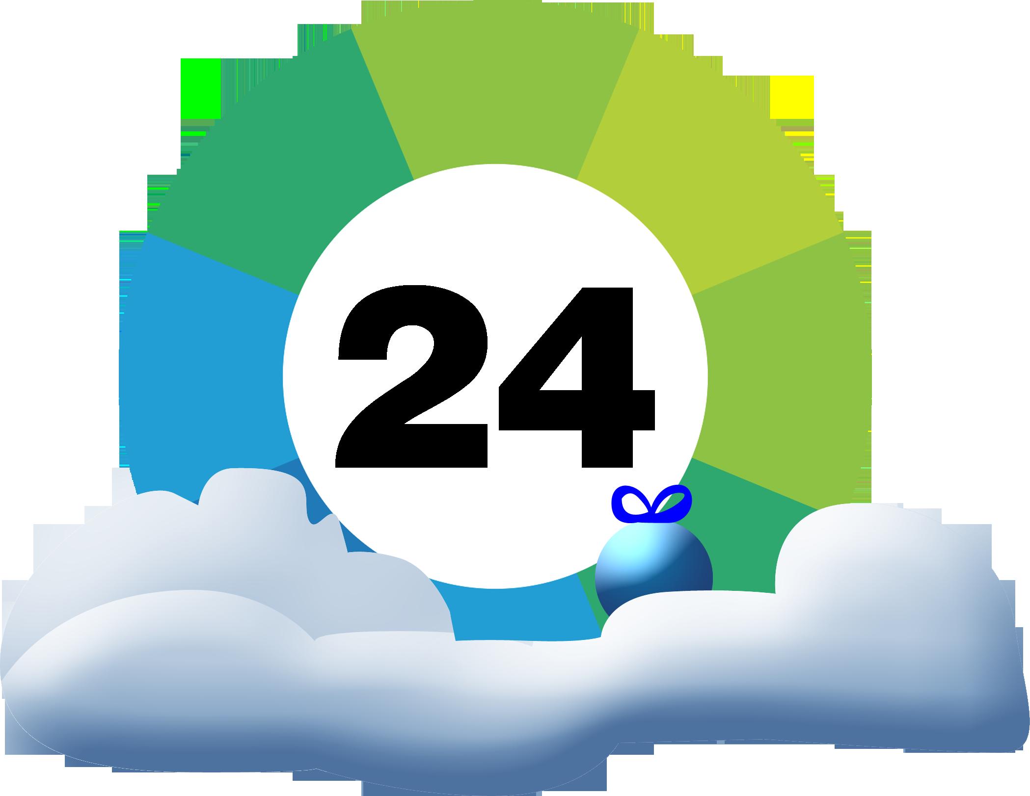 Мир 24 (новогодний, 2017-2018)