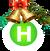 Новий канал (Новорiчний логотип, 2009-2010)