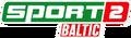 Sport 2 Baltic (1-ый логотип, зелено-красный)
