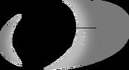 REN-TV (2003-2006, использовался в газете Мир новостей) (чёрно-белый, чёрные буквы)