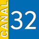 Canal 32 2001 logo