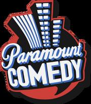 Paramount Comedy (второй логотип)
