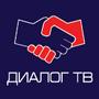 Диалог ТВ (Самара, синий фон)