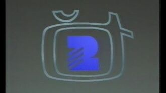 TV-DX CT 2 Testcard, opening and news 12.07.1994