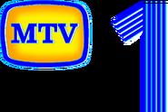 MTV2 1979 sárga-kék