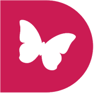 Домашний (2014-н.в., бабочка, без надписи)