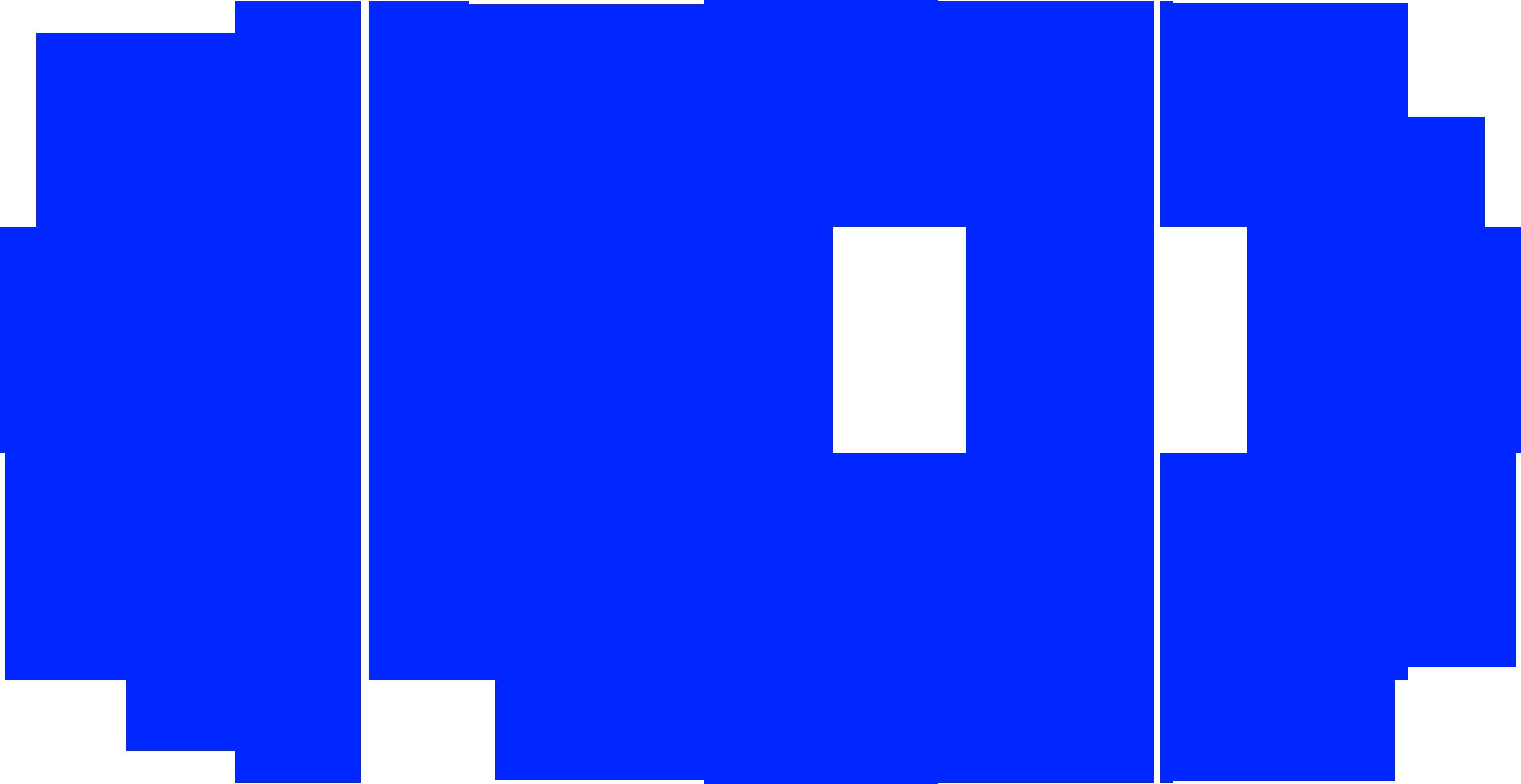 ТНТ (1998-2002, Моно, Синий)