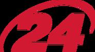 24 Украина (четвертый логотип без надписей)