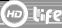 HD Life (плоский логотип)