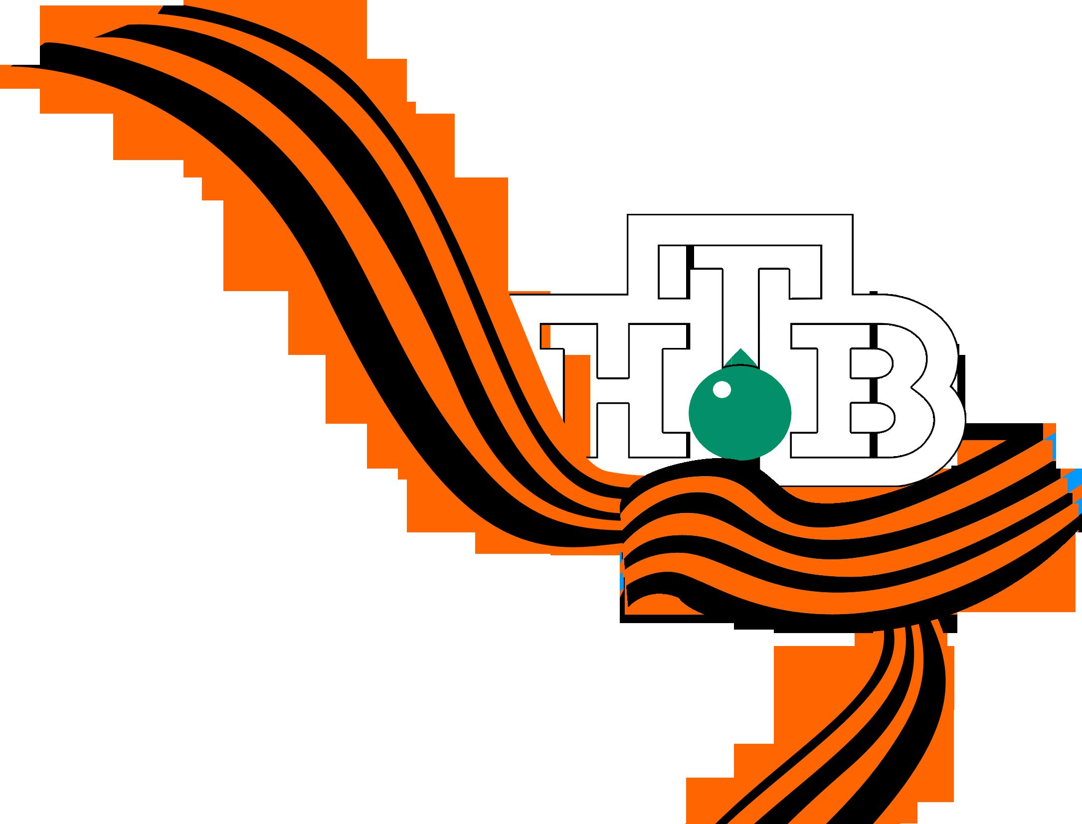 Логотип НТВ к 9 мая (2004)