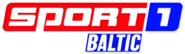 Sport 1 Baltic (1-ый логотип, красно-синий)