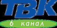 ТВК-6 (1999-2001, синие буквы)