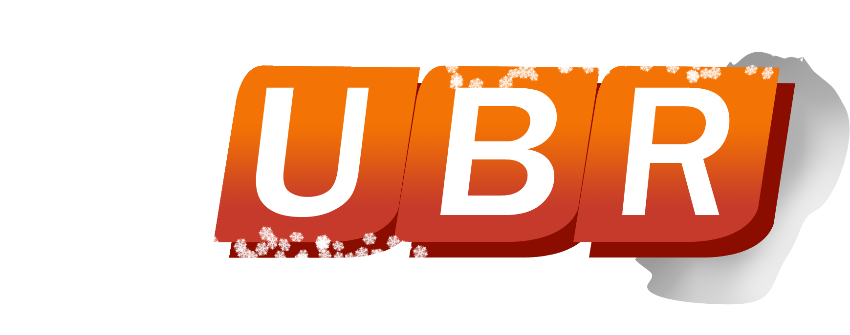 UBR новогодний 2014-2015