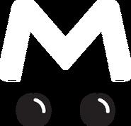 Мультиландия (2020, миниверсия, белый букв M)