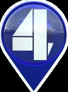 4 Канал (Украина) (первый логотип) (используется в эфире)