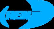 REN-TV (2003-2006, голубой, использовался в газете Мир новостей)
