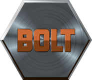 BOLT (3D-логотип - другая версия)
