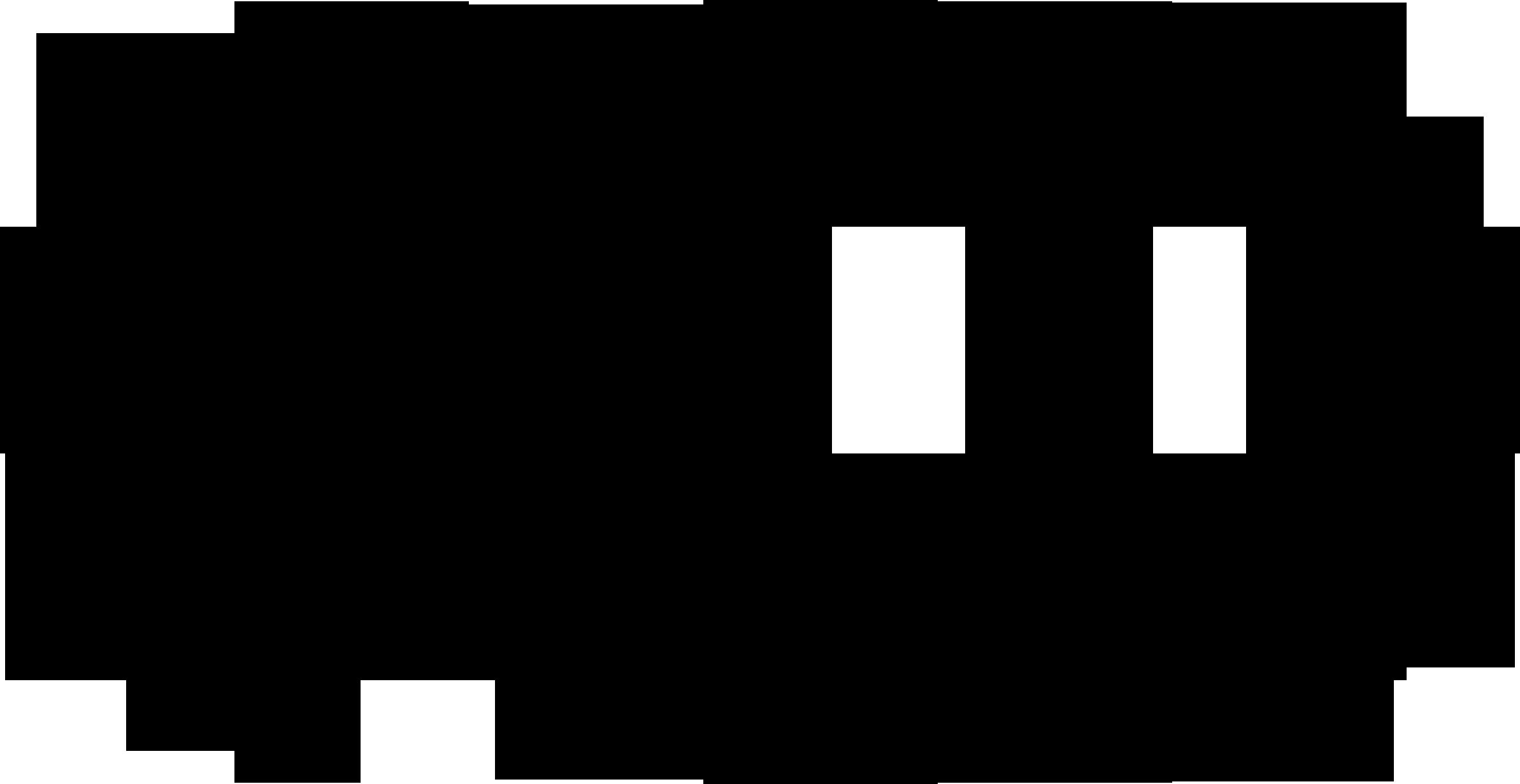 ТНТ (1998-2002, Чёрный логотип)