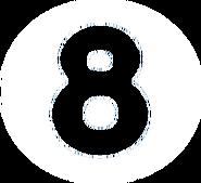 8 канал (г. Йошкар-Ола) (1998-2002) (использовался в эфире)